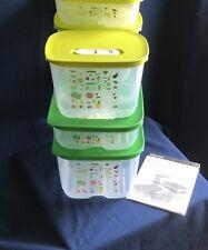Tupperware Fridgesmarts Containers Set of 5 New