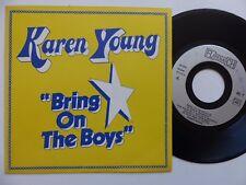 KAREN YOUNG Bring on the boys  721615 Pressage France RRR
