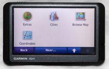 Garmin Nuvi 255W GPS USED