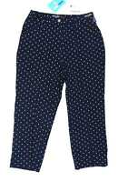Womens Michele Blue Trousers Size 10/L21