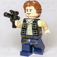 New Star Wars LEGO® Han Solo Rebel Alliance Captain General Minifig 75159 75205