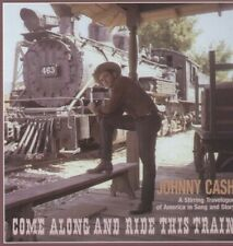 Come Along & Ride This Train - 4 DISC SET - Johnny Cash (CD New)
