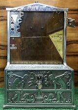 Rare Roman Head Mills Novelty New Target Practice 1926 Trade Stimulator