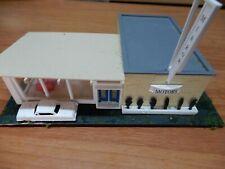 N-Gauge - Bachmann - Plasticville Car Showroom