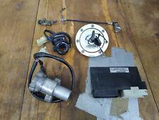 Honda Blackbird FI CBR 1100 XX 1998 to 2005 Complete Lockset Inj HISS 2 Keys