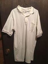 Teamwork #1127 Umpire Shirt Creme Xl Brand New