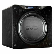 "SVS SB16-Ultra 16"" Powered Subwoofer (Black Oak)  **Open Box**"