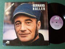 BERNARD HALLER : Enregistrement public - LP Suisse EVASION DISQUES EB. 100.110