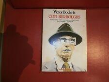 """Bockris Victor """"Con Burroughs"""" Arcana, 1979"""