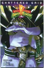 MIGHTY MORPHIN POWER RANGERS #25 LORD DRAKKON CHASE VARIANT NM SHATTERED GRID