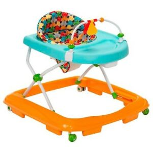 Cosco Simple Start Bumper to Bumper Walker, Baby Walker ~New N Box Ship Anywhere