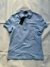 FRED PERRY G3600 WOMEN TWIN TIPPED BLUE POLO T-SHIRT