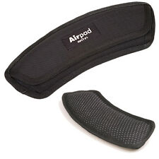 MATIN D-SLR Camera Shoulder Bag Air-Cell Cushion Non-Slip Strap Pad (Curved)