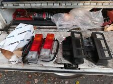 New listing Forklift rear brake lights and mounting brackets new free shipping