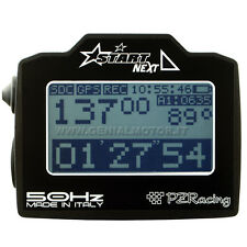 PZRACING NEW START NEXT LAP TIMER CRONOMETRO GPS AUTO MOTO QUAD CON SCARICO DATI