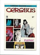 CEREBUS THE AARDVARK #18 [1980 FN-] 'FLUROC'
