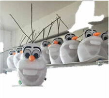 Olaf Snowman-Head/Mascot Head Frozen Cosplay Halloween X'mas Party Dress Adult