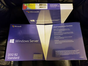 Microsoft Windows Server 2012 R2 Standard, SKU P73-05967, 64-Bit, Retail, 10 CAL
