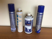 4x Printer & Telephone Cleaner Spray Cans, Computer, PC, Laptop, Print Roller