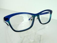 dea70d9fd2 PRODESIGN Denmark 5632.1 (9132) Navy Shiny 53 X 17 Asian Fit Frames Eyeglass