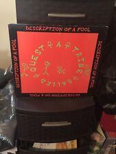 """A Tribe Called Quest Description Of A Fool EX 12"""" Hip Hop Vinyl 1989"""