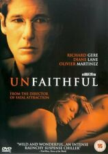Unfaithful [2002] (DVD) Richard Gere, Diane Lane, Olivier Martinez