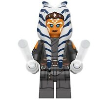 MINIFIGURE STAR WARS AHSOKA TANO VERSION THE MANDALORIAN not lego NEW 01/2021