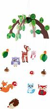 """Small Foot 10116 mobile """"waldtiere"""" bunt ()"""