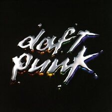 Discovery [Two-LP] by Daft Punk (CD, Apr-2001, Virgin)