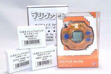 Digimon Adventure Digivice Ver.15th Taichi Yagami Color Orange with 3 pin Bandai