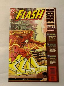 DC Comics Flash Secret Files and Origins #3 2001 1st App Hunter Zolomon NM KEY
