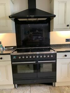 Britannia  100cm Double Oven Electric Range Cooker Used Great Condition