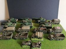 More details for 15mm ww2 late war wargaming allied battlegroup/painted