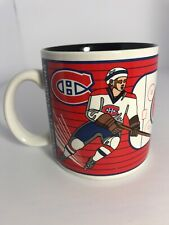 Rare Vintage Montreal Canadiens Mug 90s Sports Impressions NHL