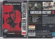 American History X -- Edward Norton, Edward Furlong und Fairuza Balk -2000-