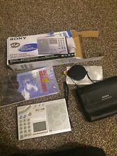 * Nuevo ** Sony ICF-SW7600GR Banda internacional AM FM radio de onda corta digitales hecho en Japón