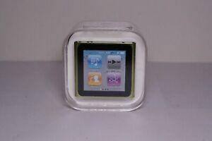 New Apple iPod Nano 6th Generation 16GB Green - Unused