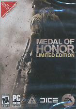MEDAL OF HONOR LIMITED EDITION - US Version MOH Shooter PC Game - BRAND NEW!