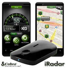 New Cobra iRAD 135 RU Laser Radar Detector, Russian Language radar & laser guns