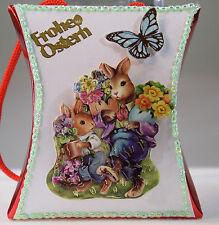 Handarbeit, Geschenkverpackung, Ostern, Hasen, Schmetterling