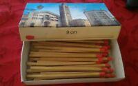 Allumettes 9 CM Boîte de Collection