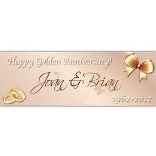 Articoli di oro anniversario per feste e occasioni speciali