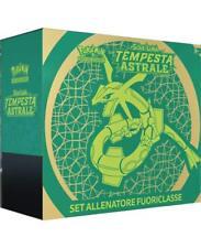 Box Pokemon SET ALLENATORE FUORICLASSE - TEMPESTA ASTRALE IN ITALIANO
