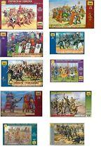 Zvezda figuras 1:72 Escala Modelo Kits de elección de cifras para elegir, juegos de guerra