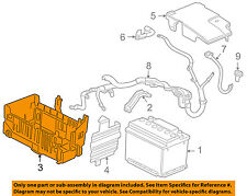 GM OEM-Battery Tray 13354419