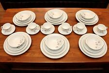 Noritake Dinner Set for Six - 36 pieces - Harwood 6312 - Made 1962 / 1974 - VGC