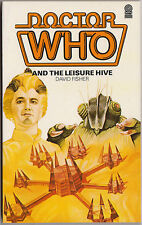 NEW and MINT: Doctor Who - The Leisure Hive. Target books. A good read, too!