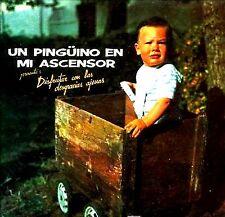 LP - UN PINGÜINO EN MI ASCENSOR - DISFRUTAR CON LAS DESGRACIAS AJENAS (NUEVO)
