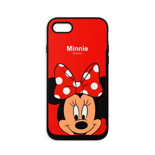 Disney Cell Phone Cover Holder with Slide Card Case for Samsung Galaxy S8 Plus