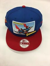 New Era This Looks Like A Job For Superman Prototype Sample Snapback Hat 9 Fifty